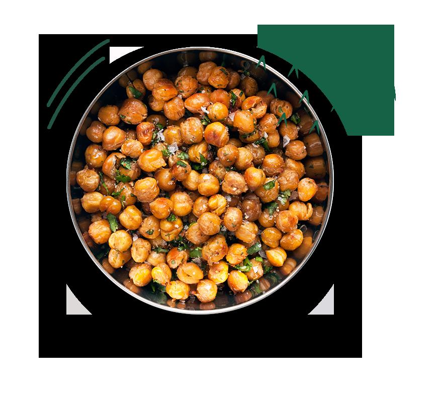 Grao de Bico Organico Vapza Bowl