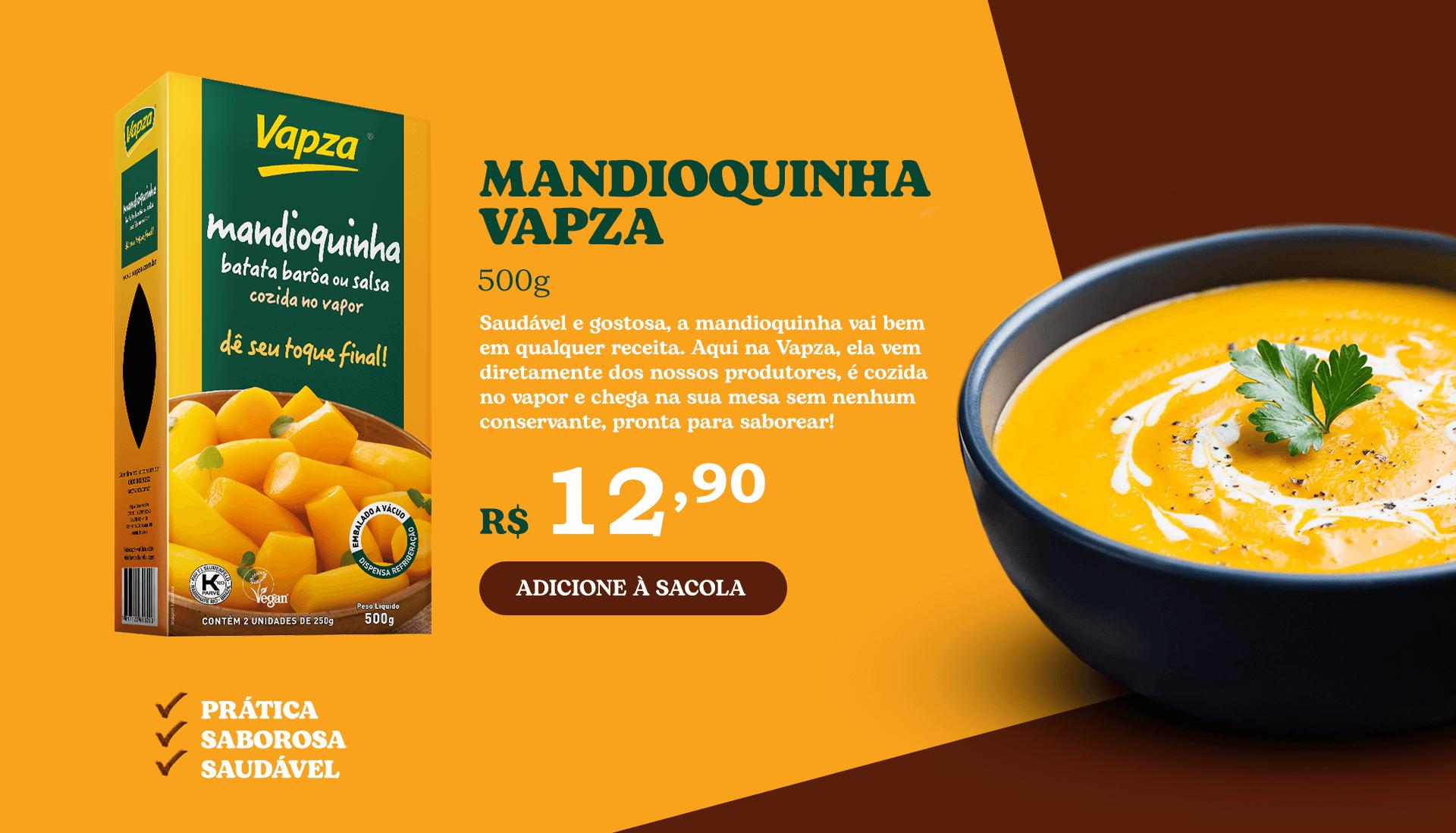 Mandioquinha